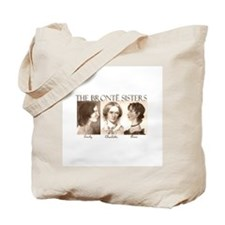 The Bronte Sisters Tote Bag