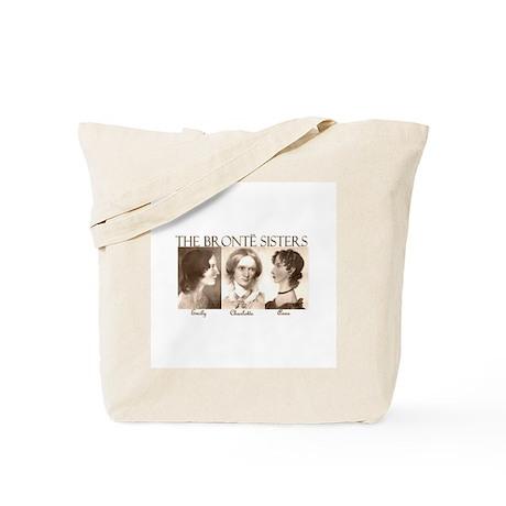 The Bronte Sisters Tote Bag