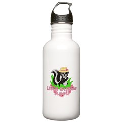 Little Stinker April Water Bottle
