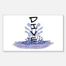 Dive Decal