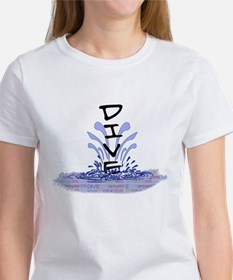Dive Women's T-Shirt