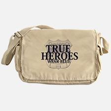 Police: True Heroes Messenger Bag