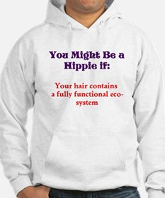 You Might Be A Hippie Collect Hoodie
