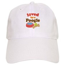 Poogle Dog Gift Baseball Cap