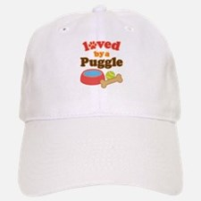 Puggle Dog Gift Baseball Baseball Cap