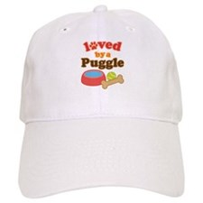 Puggle Dog Gift Baseball Cap