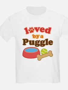 Puggle Dog Gift T-Shirt