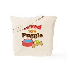 Puggle Dog Gift Tote Bag