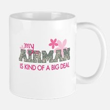 Cute Air force fiancee Mug
