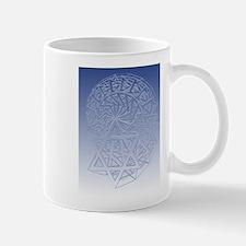 Mug-Embossed Star of David