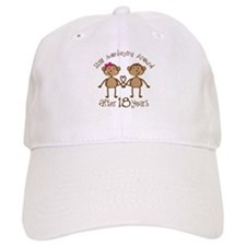 18th Anniversary Love Monkeys Baseball Cap