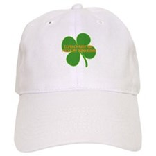 LEPRECHAUNS ARE AFTER MY DIDG Baseball Cap