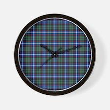 Tartan - Russell Wall Clock
