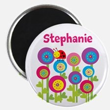 """Garden Personalized 2.25"""" Magnet (100 pack)"""