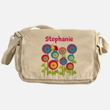 Garden Personalized Messenger Bag