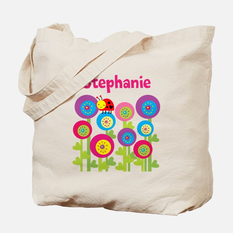 Garden Personalized Tote Bag