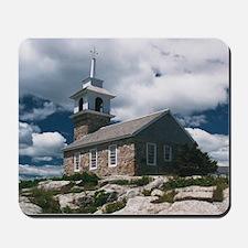 Gosport Chapel, Star Island Mouse Pad