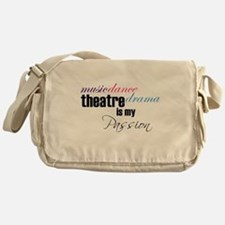 Unique Theatre Messenger Bag