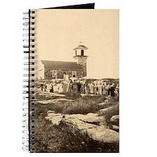Chapel Walk Path Journal