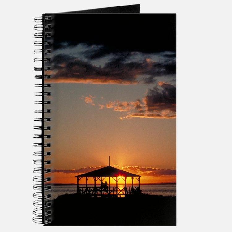 Star Island Sunset Journal
