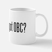 got OBC? Mug