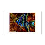 Angel Fish 20x12 Wall Decal