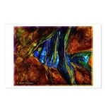 Angel Fish Postcards (Package of 8)