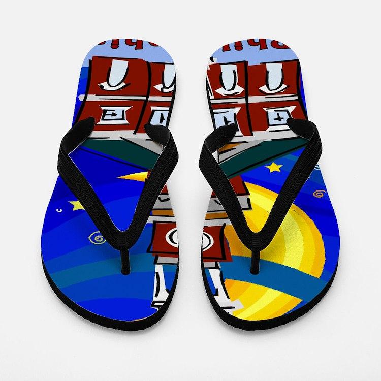 Colorful Flip Flops Flip Flops