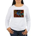 Angel Fish Women's Long Sleeve T-Shirt