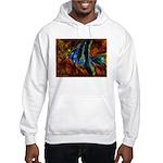 Angel Fish Hooded Sweatshirt
