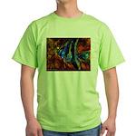 Angel Fish Green T-Shirt