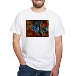 Angel Fish White T-Shirt