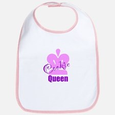 Cookie Queen Bib