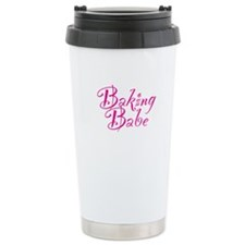 Baking Babe Travel Mug