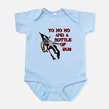 Yo Ho Ho Pirate Infant Bodysuit