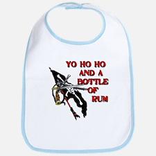 Yo Ho Ho Pirate Bib