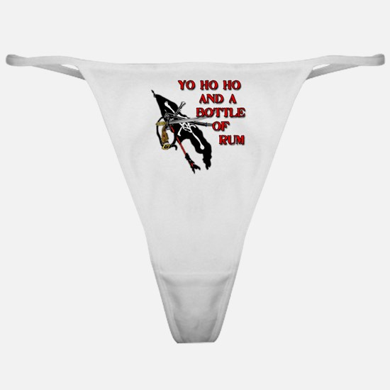 Yo Ho Ho Pirate Classic Thong