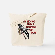 Yo Ho Ho Pirate Tote Bag