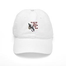Yo Ho Ho Pirate Baseball Cap