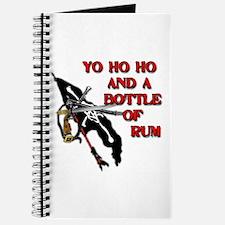 Yo Ho Ho Pirate Journal