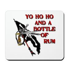 Yo Ho Ho Pirate Mousepad