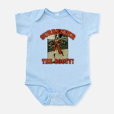 Surrender the Booty! Infant Bodysuit