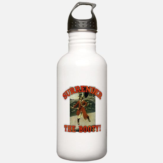Surrender the Booty! Water Bottle