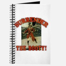 Surrender the Booty! Journal