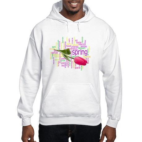 Spring Hooded Sweatshirt