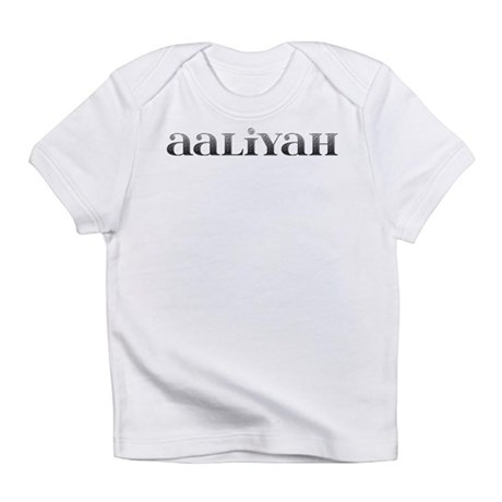 Aaliyah Carved Metal Infant T-Shirt