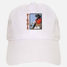 Colorful Pirate Art Baseball Baseball Cap