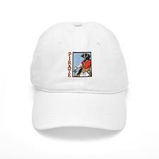 Colorful Pirate Art Baseball Cap