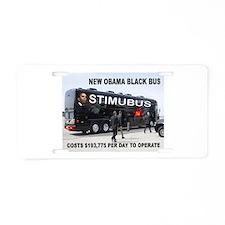 MADE IN CANADA Aluminum License Plate