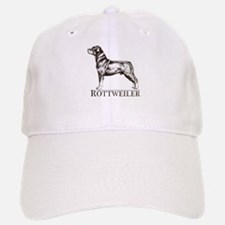 Rottweiler Breed Type Baseball Baseball Cap